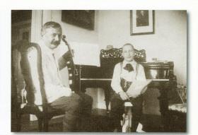 パンチョとヘンリ・マシュー